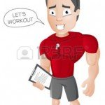 30874638-cartoon-fitness-coach